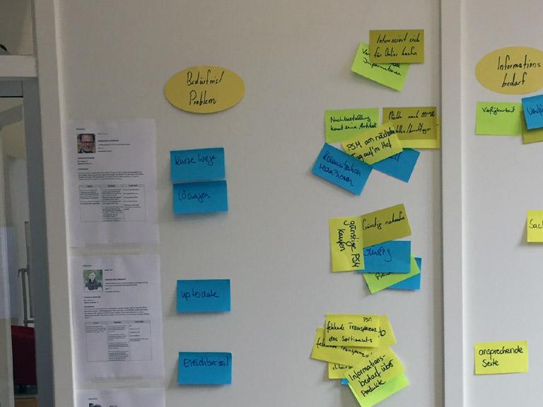 Konzeptions Workshop myAGRAR Onlineshop - made by 2id8