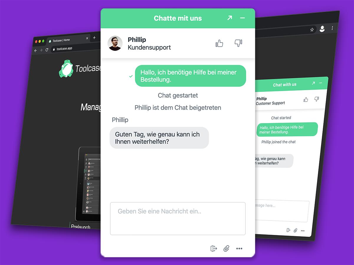 Einstieg in Chatsysteme