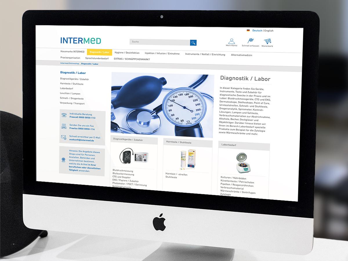 Intermed eCommerce
